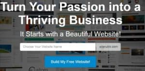 SiteRubix review- build your website here