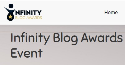 Infinity Blog Awards- Are You Going This Year?