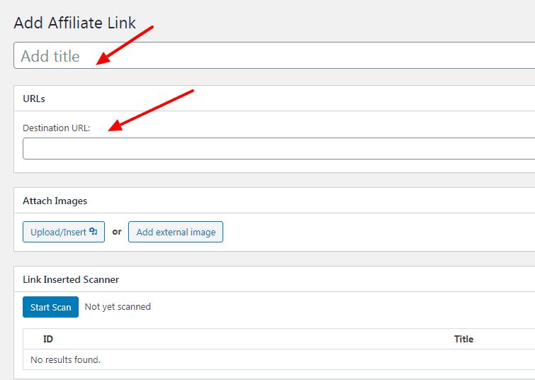 Thirsty affiliates plugin cloak affiliate links