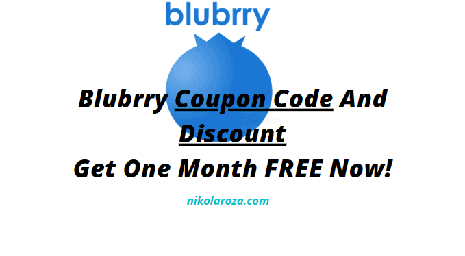Blubrry coupon code and discount