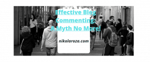 Effective blog commenting for SEO and Traffic!