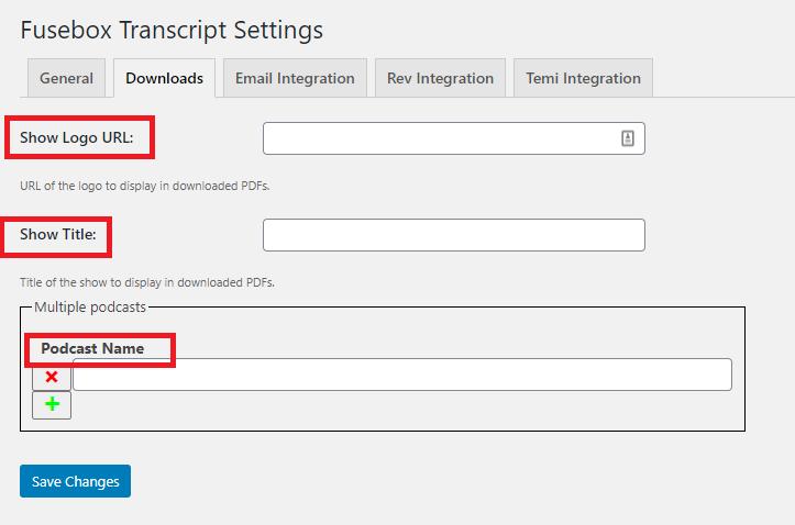 Fusebox transcript downloads