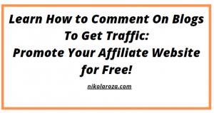 How to do blog commenting for traffic and branding