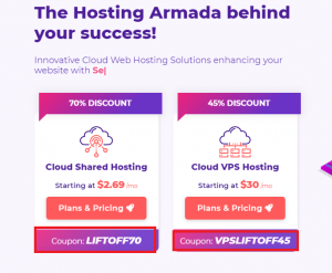 HostArmada Coupon codes and discounts