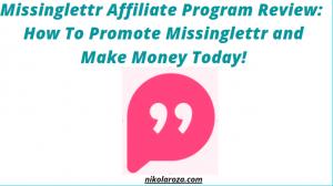 Missinglettr affiliate program review