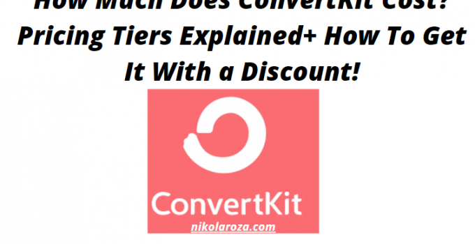 How Much Does ConvertKit Cost? Pricing Tiers Explained